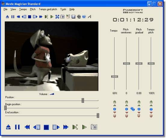 Click to view Movie Magician 2.5 screenshot